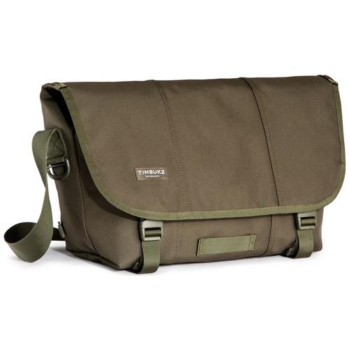 Timbuk2 Unicolor Classic Messenger Bag (Medium, Army)