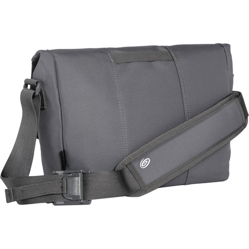 Timbuk2 Unicolor Classic Messenger Bag (Large, Gunmetal)