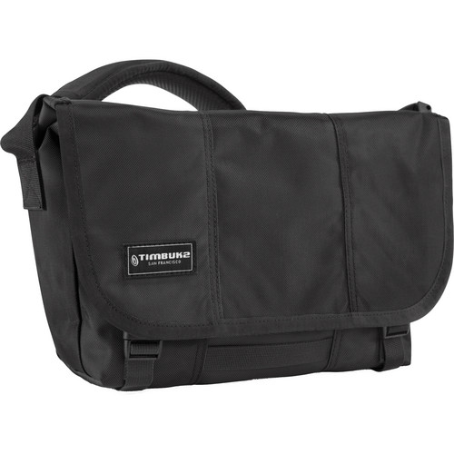 Timbuk2 Classic Messenger Bag (Extra Small, Black)