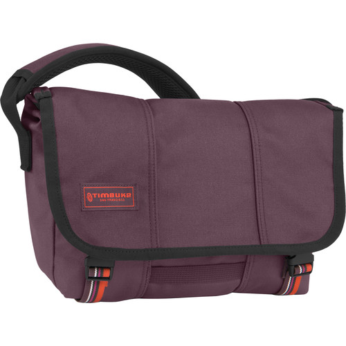 Timbuk2 Classic Messenger Bag (Extra Small, Bold Berry)