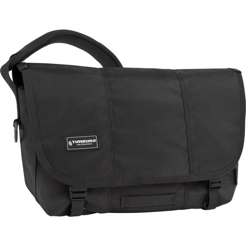 Timbuk2 Classic Messenger Bag (Small, Black)