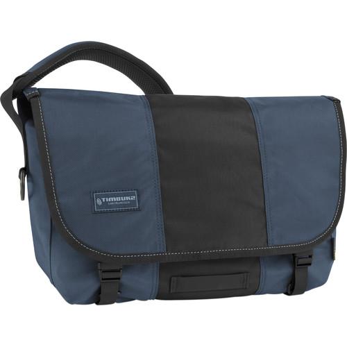 Timbuk2 Classic Messenger Bag (Small, Dusk Blue/Black)