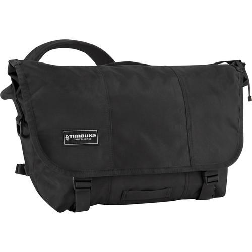 Timbuk2 Classic Messenger Bag (Medium, Black)