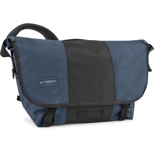 Timbuk2 Classic Messenger Bag (Large, Dusk Blue/Black)
