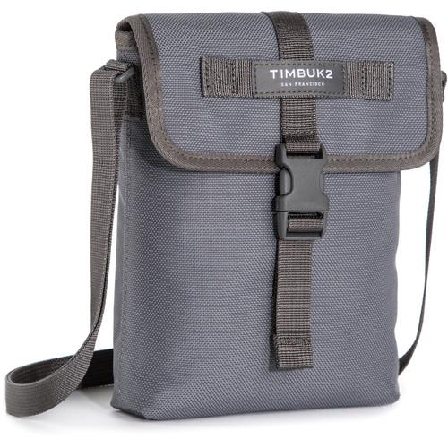 Timbuk2 Pip Crossbody Bag (Gunmetal)