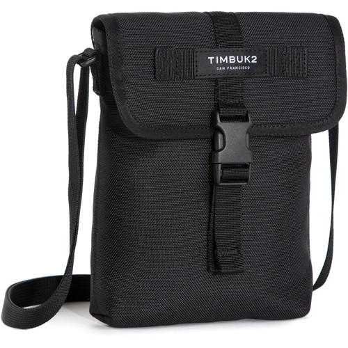 Timbuk2 Pip Crossbody Bag (Jet Black)