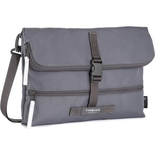 Timbuk2 Page Crossbody Bag (Gunmetal)