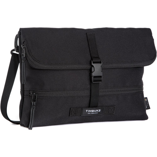 Timbuk2 Page Crossbody Bag (Jet Black)