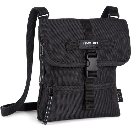 Timbuk2 Prep Crossbody Bag (Jet Black)