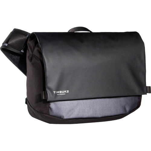 Timbuk2 Stark Commuter Messenger Bag (Jet Black)