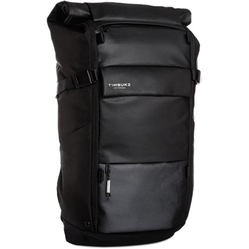 Timbuk2 Clark Commuter Backpack (Jet Black)