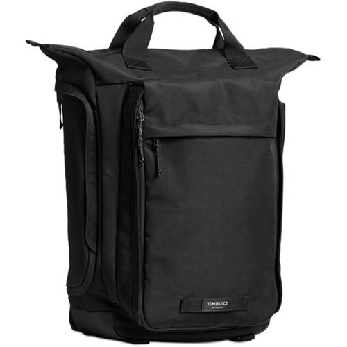 Timbuk2 Enthusiast Camera Backpack (Jet Black)
