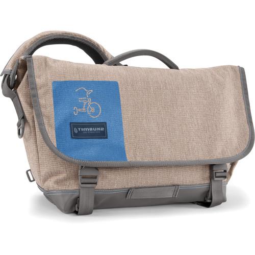 Timbuk2 Stork Diaper Messenger Bag (Natural/Gunmetal)