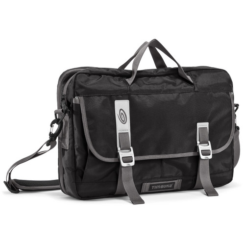 Timbuk2 Control Laptop TSA-Friendly Messenger Bag (Black, Medium)