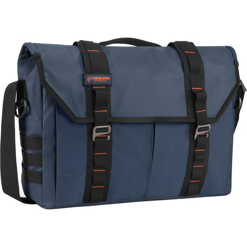 Timbuk2 Alchemist Laptop Briefcase (Medium, Blue Voodoo)