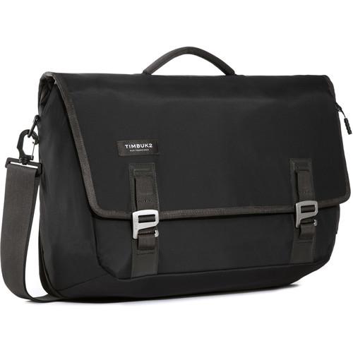 Timbuk2 Command Messenger Bag (Large, Jet Black)