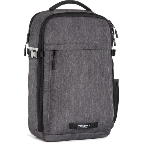 "Timbuk2 Division 15"" Laptop Backpack (Jet Black Static)"