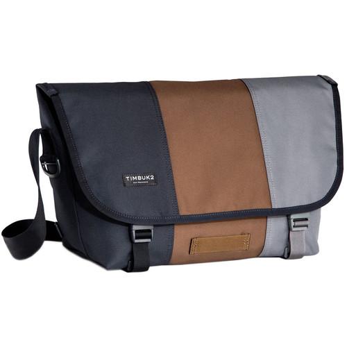 Timbuk2 Tres Colores Classic Messenger Bag (Medium, Bluebird)