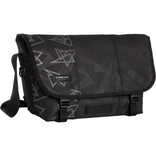 Timbuk2 Print Classic Messenger Bag (Medium, Triangle Emboss)