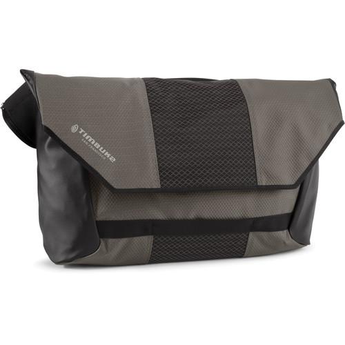 Timbuk2 Especial Claro Cycling Laptop Messenger Bag (Medium, Hammered Carbon)