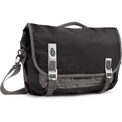 Timbuk2 Command Laptop Messenger Bag (Medium, Black)