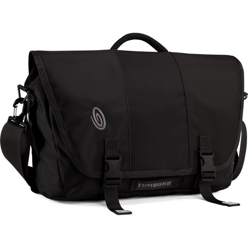 Timbuk2 Commute Laptop TSA-Friendly Messenger Bag (Black, Small)