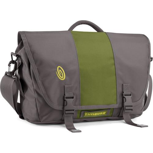 Timbuk2 Commute Carrying Case For NB - Gun Metal/Green