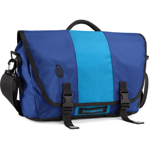 Timbuk2 Commute Laptop TSA-Friendly Messenger Bag (Medium, Night Blue / Pacific)