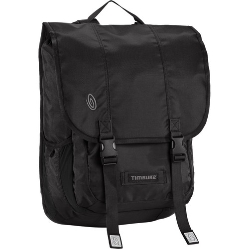 Timbuk2 Swig Laptop Backpack (Black)