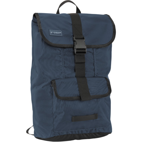 Timbuk2 Parkside Laptop Backpack (Dusk Blue/Black)