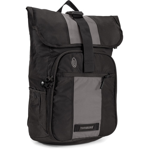Timbuk2 Espionage Camera Backpack (Gunmetal/Black)