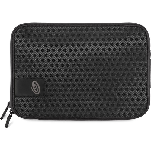 Timbuk2 Crater Laptop Sleeve (Small, Black/Gunmetal)