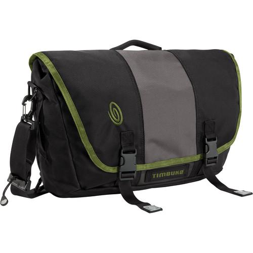 Timbuk2 Power Commute Laptop Messenger Bag (Medium , Black / Gunmetal)