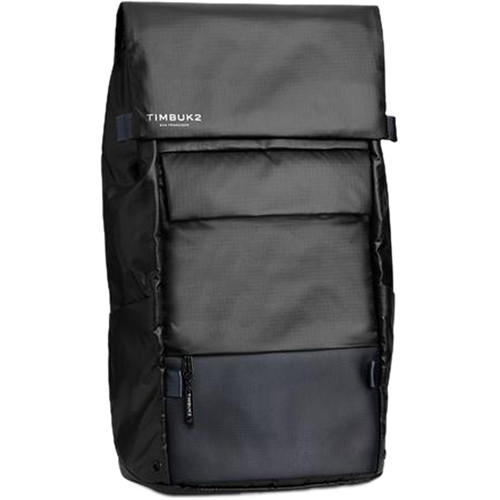 Timbuk2 Lightweight Robin Backpack (Jet Black Light Rip)