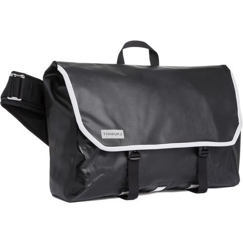 Timbuk2 Especial Primo Waterproof Messenger Bag (Black)
