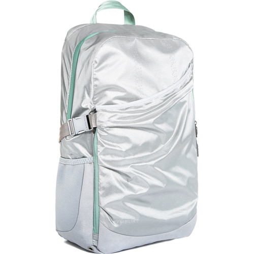 Timbuk2 Lux Weather-Resistant Zip Backpack (Silver)
