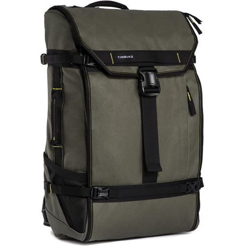 Timbuk2 Aviator Travel Backpack (Army/Acid)