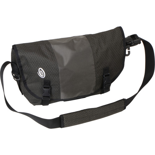 Timbuk2 Classic Messenger Bag (Medium, Carbon Gray)