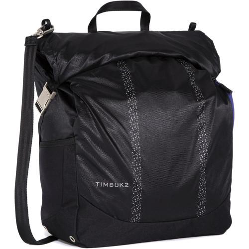 Timbuk2 Lux Waterproof Pannier (Black/Blueberry)