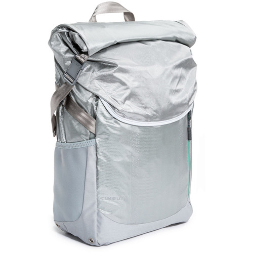 Timbuk2 Lux Water-Resistant Backpack (Silver)