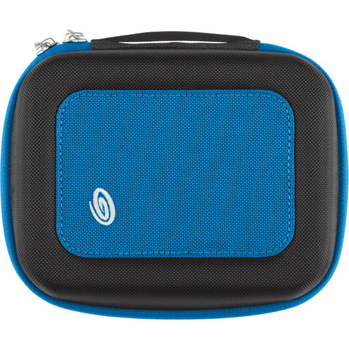 Timbuk2 Pill Box Pro Case for GoPro HERO3 Camera (Black/Pacific Blue)