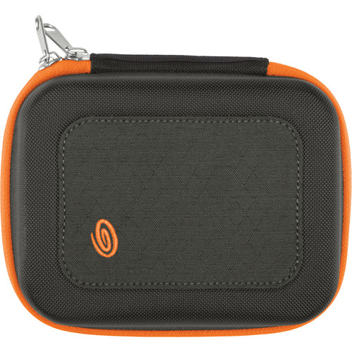 Timbuk2 Pill Box Pro Case for GoPro HERO3 Camera (Black/Orange)