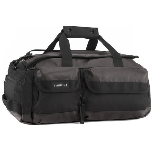 Timbuk2 2015 Navigator Duffel Bag (Small, Nylon, Black)