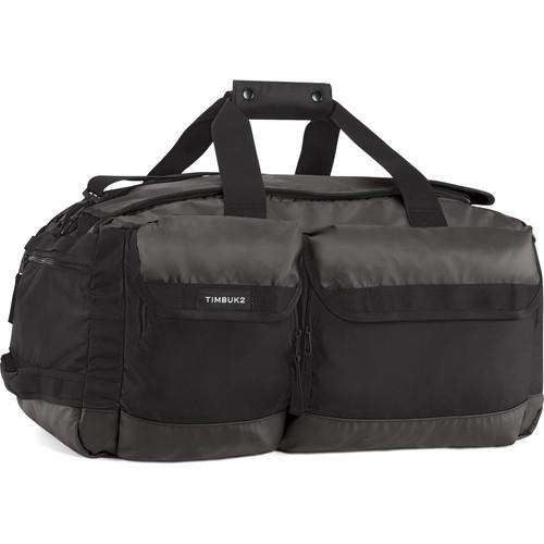 Timbuk2 2015 Navigator Duffel Bag (Medium, Nylon, Black)