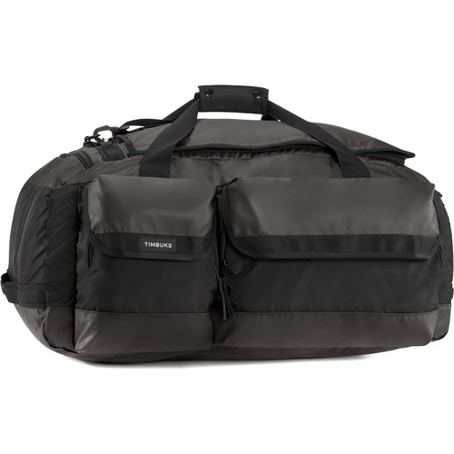 Timbuk2 2015 Navigator Duffel Bag (Large, Nylon, Black)