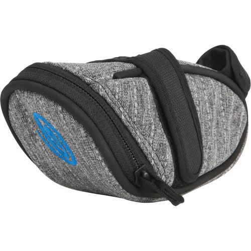 Timbuk2 Bike Seat Pack (Medium, Black Pinstripe/Pacific)