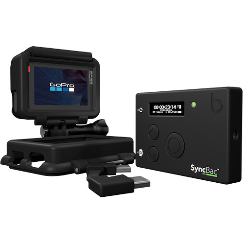 Timecode Systems SyncBac PRO for GoPro HERO6 Black