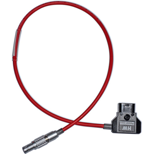 Timecode Systems LEMO 2-Pin to D-Tap Power Cable