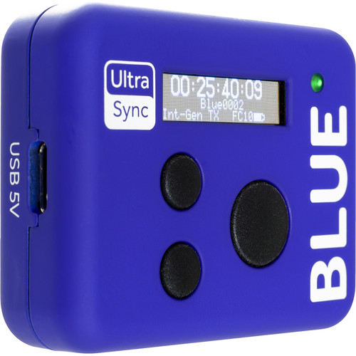 Timecode Systems UltraSync BLUE Bluetooth Timecode Sync Solution