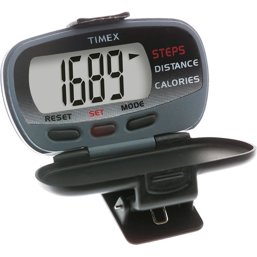 Timex Step/Distance Pedometer and Calorie Tracker